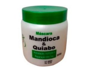 NAXOS Mandioca & Quiabo Máscara Capilar 500g