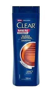 CLEAR MEN Queda Control Shampoo Anticaspa 200ml
