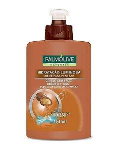 PALMOLIVE Naturals Hidratação Luminosa Creme para Pentear 150ml (vencimento 02/21)
