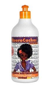 KELMA #Quero Cachos Ativador de Cachos com Óleo de Coco 500ml