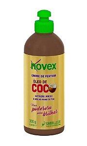 EMBELEZZE Novex Óleo de Coco Creme para Pentear 300ml