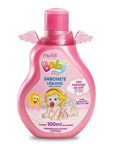 MURIEL Baby Menina Sabonete Líquido 100ml