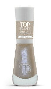 TOP BEAUTY Premium Esmalte Vegano Cintilante Madrepérola 9ml