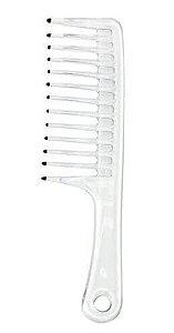SANTA CLARA Pente de Plástico Especial Acqua Transparente (3736)