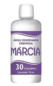 MÁRCIA Água Oxigenada Cremosa 30 Volumes 70ml
