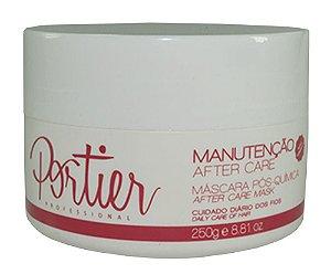 PORTIER Manutenção  After Care Máscara Pós-química 250g