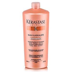 Kérastase Discipline Bain Fluidealiste Shampoo - 1L