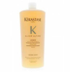 Kérastase Elixir Ultime Le Bain Shampoo 1L