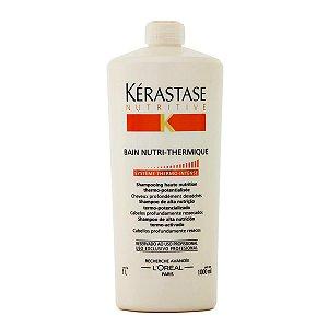 Kérastase Nutritive Bain Nutri Thermique Shampoo - 1L