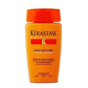 Kérastase Nutritive Bain Oléo-Curl Shampoo - 250ml