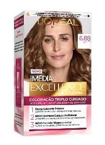 IMÉDIA Excellence Coloração Creme 6.88 Mel