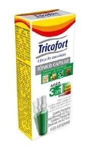 TRICOFORT Tônico Capilar 20ml 2un