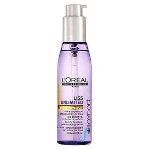 L'Oréal Professionnel Expert Liss Unlimited Evening Primrose Oil Potencializador de Brilho - 125ml