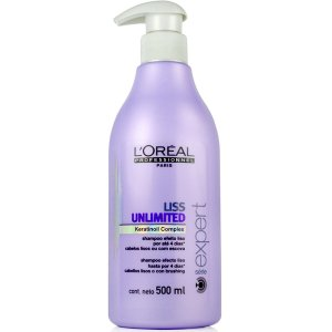L'Oréal Professionnel Liss Unlimited Shampoo - 500ml