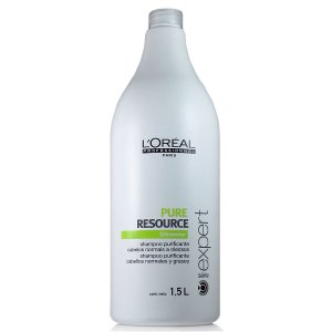 L'Oréal Professionnel Pure Resource Citramine Shampoo Purificante - 1,5L