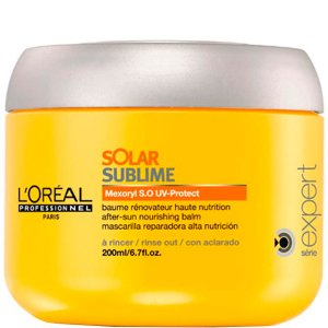 L'Oréal Professionnel Solar Sublime Máscara - 200ml