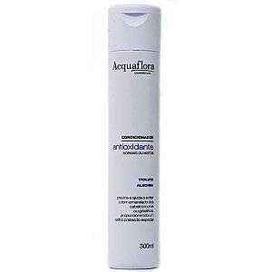 ACQUAFLORA Antioxidante Violeta Alecrim Condicionador para Cabelos Normais ou Mistos 300ml