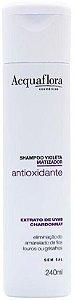 ACQUAFLORA  Antioxidante Shampoo Matizador Violeta 240ml