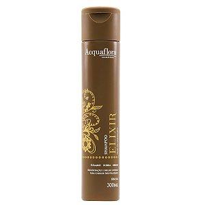 Acquaflora Elixir Shampoo Secos e Danificados - 300ml