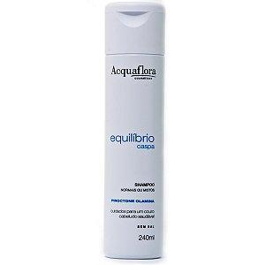 Acquaflora Equilíbrio Caspa Shampoo Normais ou Mistos 240ml