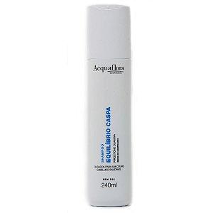 ACQUAFLORA Equilíbrio Caspa Shampoo Secos ou Danificados 240ml