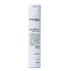 Acquaflora Equilíbrio Oleosidade Shampoo Normais ou Mistos - 300ml