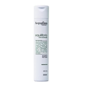 Acquaflora Equilíbrio Oleosidade Shampoo Raiz Oleosa 300ml