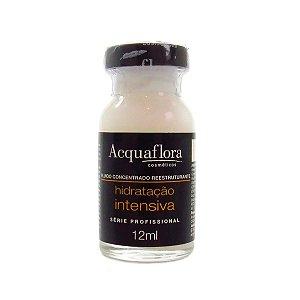 Acquaflora Hidratação Itensiva Fluído Reestruturante - 12ml