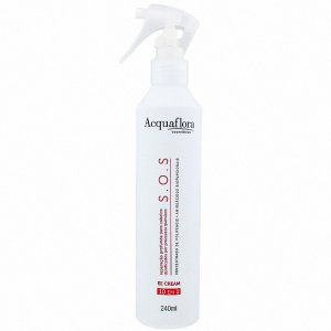 Acquaflora SOS EE Cream 10 em 1  240ml