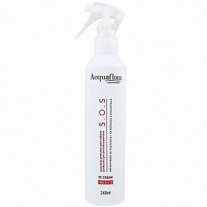 Acquaflora SOS EE Cream 10 em 1 Leave In - 240ml
