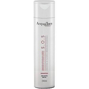 ACQUAFLORA SOS Shampoo Reparação Profunda 240ml