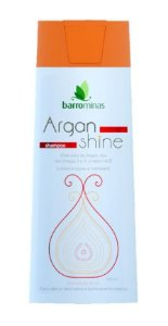 BARROMINAS Argan Shine Shampoo 300ml