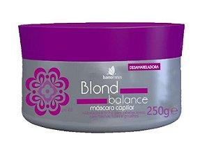 BARROMINAS Blond Balance Máscara Capilar Desamareladora 250g