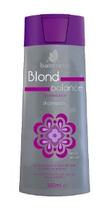 BARROMINAS Blond Balance Shampoo 300ml