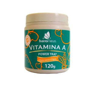 Barrominas Power Trat Vitamina A - 120g