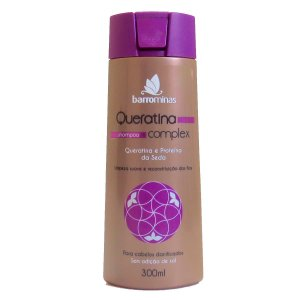 Barrominas Queratina Shampoo - 300ml