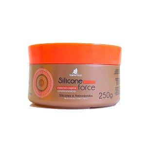 Barrominas Silicone Force Máscara - 250g