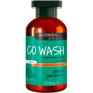 Bio Extratus Cachos Perfeitos Co Wash Condicionador - 270ml