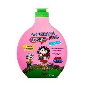 Bio Extratus Turma do Menino Maluquinho Shampoo para Cabelos Cacheados - 250ml