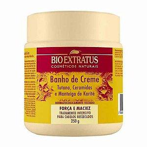 BIO EXTRATUS Tutano e Ceramidas Banho de Creme 250g