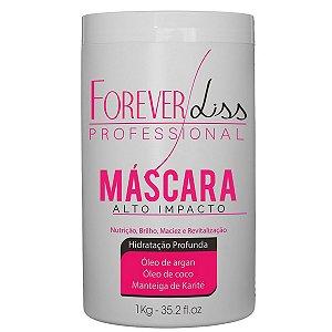 Forever Liss Alto Impacto Máscara - 1Kg