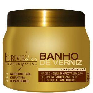 Forever Liss Banho de Verniz Máscara - 250g