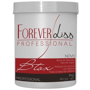 Forever Liss Botox Máscara Argan - 1Kg