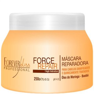 Forever Liss Force Repair Máscara Reparadora - 250g