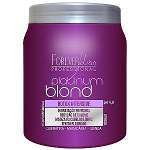 Forever Liss Platinum Blond Botox Máscara - 1L