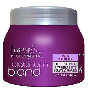 Forever Liss Platinum Blond Máscara - 250g