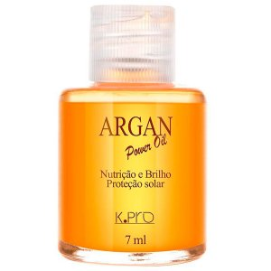 K.Pro Argan Power Oil Óleo de Argan - 7ml