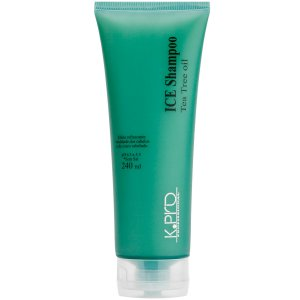 K.PRO Ice Shampoo com Tea Tree Oil 240ml