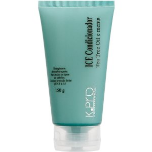 K.Pro Ice Condicionador Tea Tree Oil e Menta - 150g