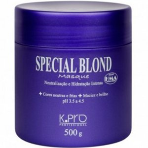 K.Pro Special Silver Blonde Masque - 500g